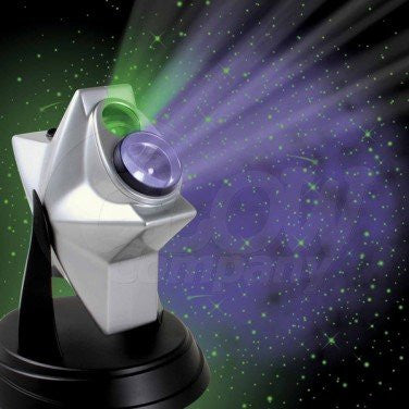 Laser Twilight Projector - Bring the Universe into your Home