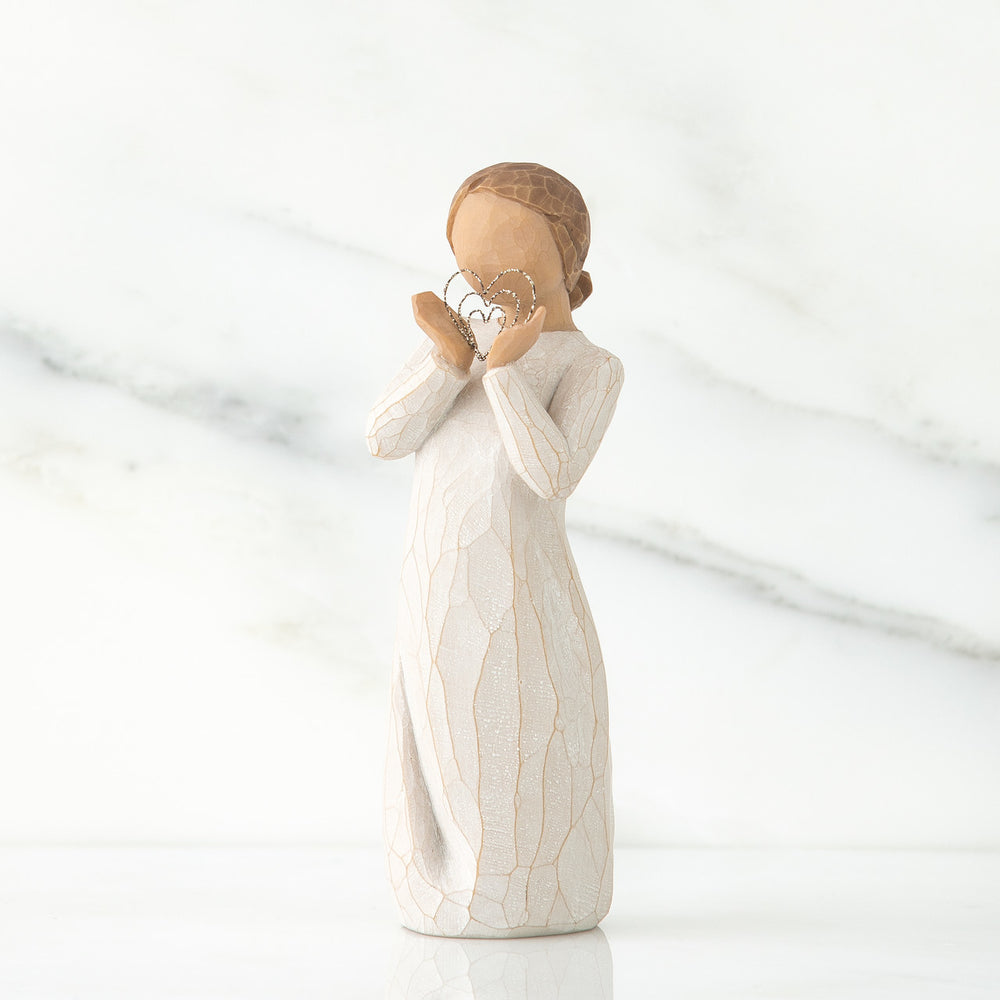 Willow Tree - 'Lots of Love' Figurine