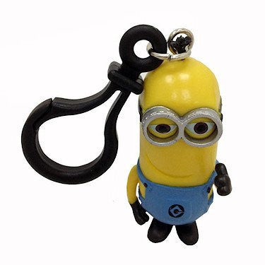 1f01379cfecf Despicable Me 2 Minion Bag Clip   Keyring – Liberty Trading