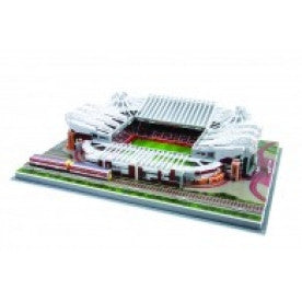 Official ~~ Manchester United FC ~~ Old Trafford ~~ 3D Replica Stadium ~~ EasyFit Technology