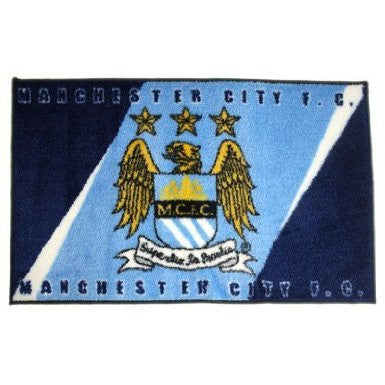 Manchester City FC Floor Rug