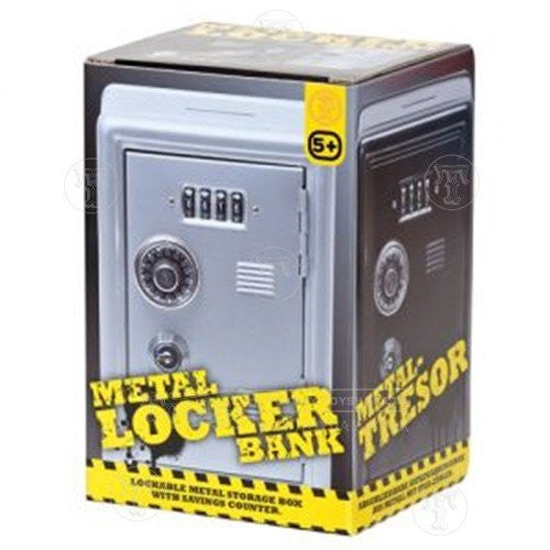 Metal Money Locker Bank