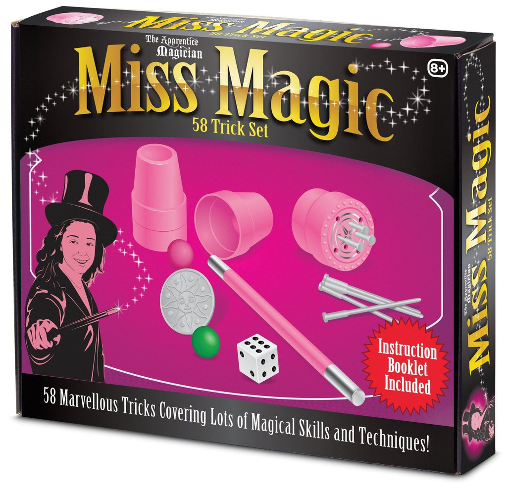 girls gift magic trick kit
