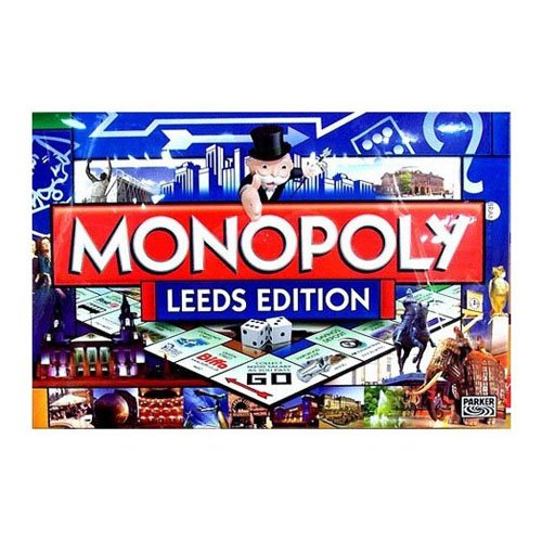 Monopoly Leeds Edition Board Game
