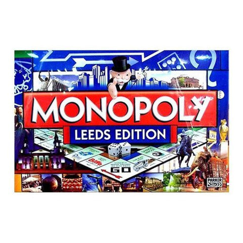 Monopoly LEEDS Board Game