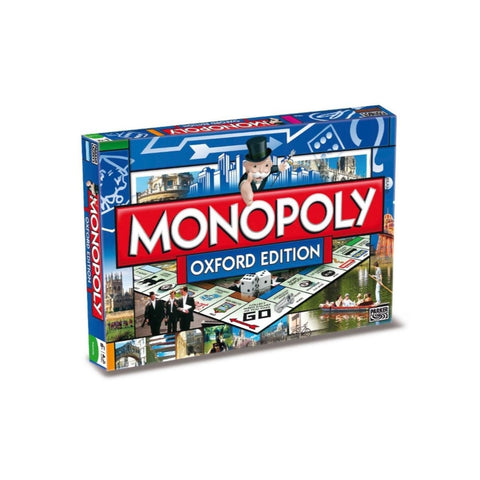 Monopoly OXFORD Board Game
