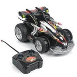 R/C (Remote Controlled) Tornado Stunt Car / Stunt action with Flashing Lights!