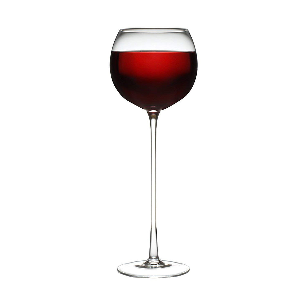Single Long Stemmed Wine Glass