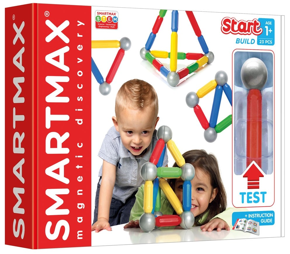 SmartMax Magnetic Discovery 23 piece set in a box