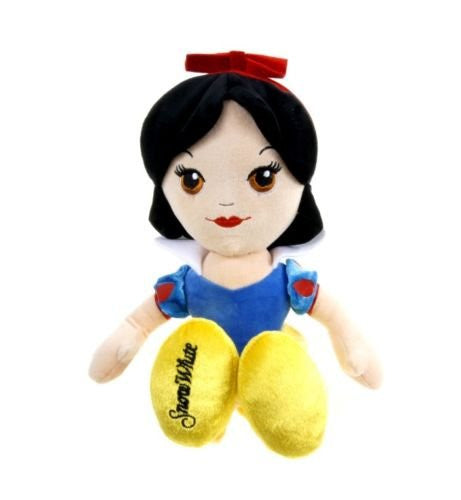 "Original Classic Disney Princess 12"" Soft Plush Doll ~ Snow White"