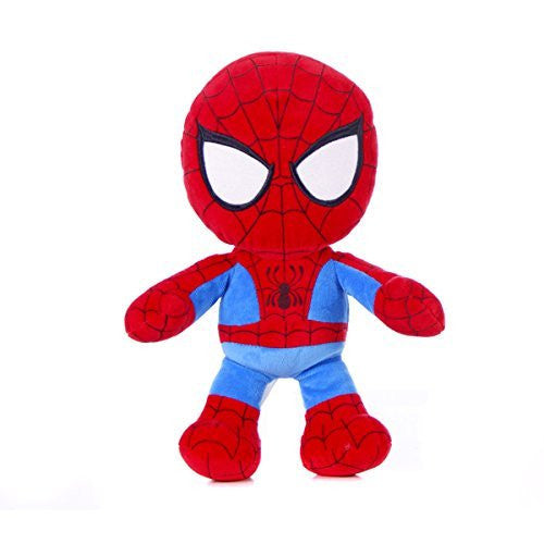 "Marvel Superhero 10"" Plush Soft Toy - Spiderman"
