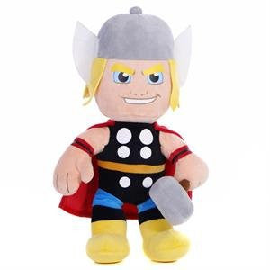 "Marvel Superhero 10"" Plush Soft Toy - Thor"