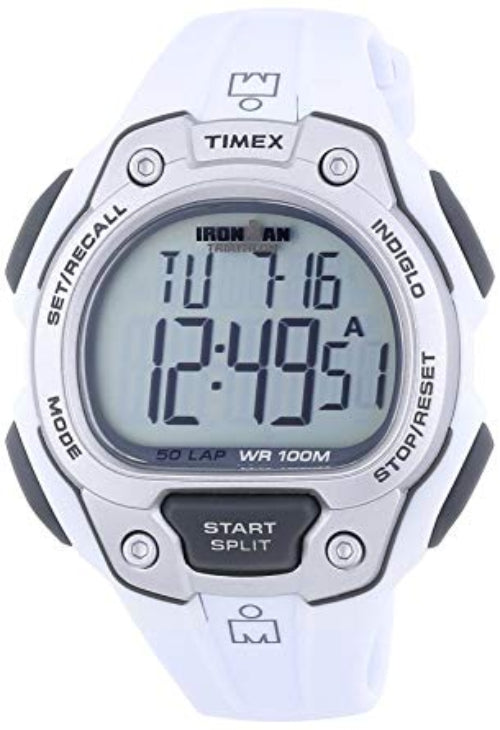 Timex Ironman 50 Lap Full Size Sport Watch - T5K690SU