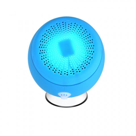 Top of the LED Floating Speaker or Bath Speaker