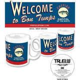 True Blood - Mug Welcome To Bon Temps