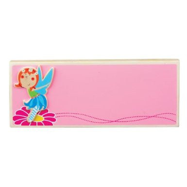 Wooden Fairy Door Plaque [Toy]