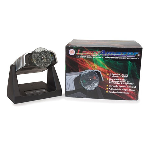 Laser Amazer Projection Light Show by Funtime Gifts