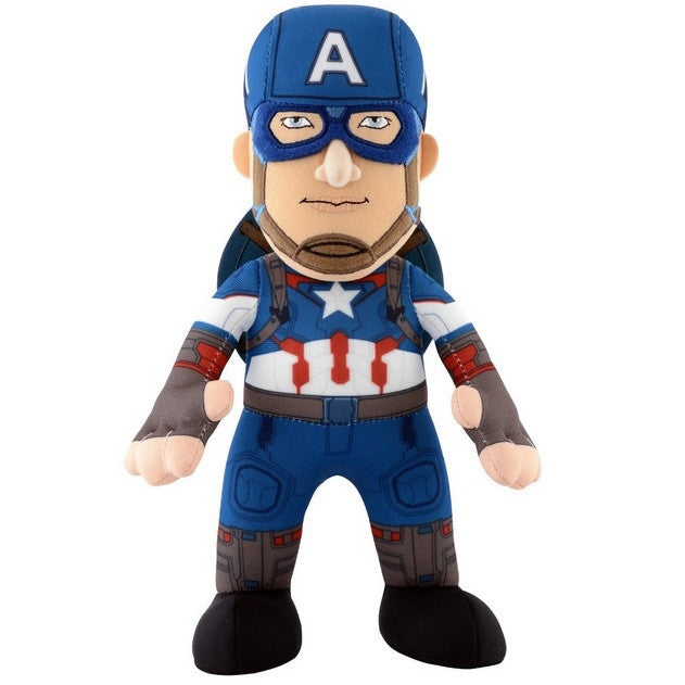 "Marvel Avengers Age Of Ultron 'Captain America' 10"" Plush Figure"