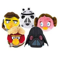 "Angry Birds Star Wars 8"" Plush Toy"
