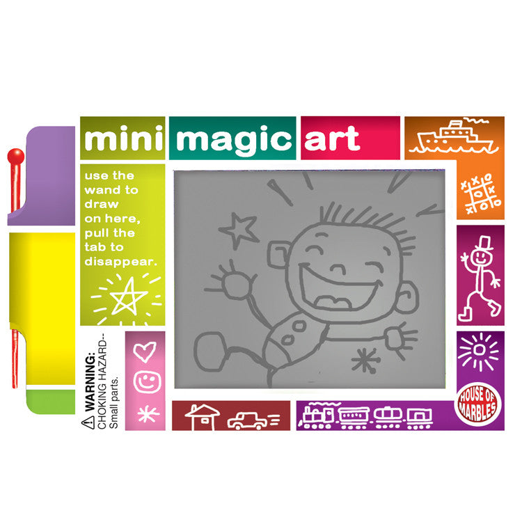 Pocket Money Classic - Mini Magic Art