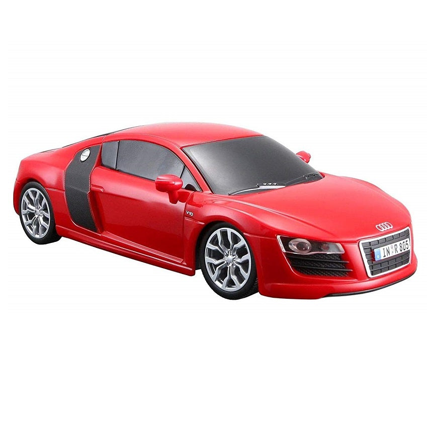 Street Series Audi R8 V10 Red 1:24 Remote Control Car by Maisto