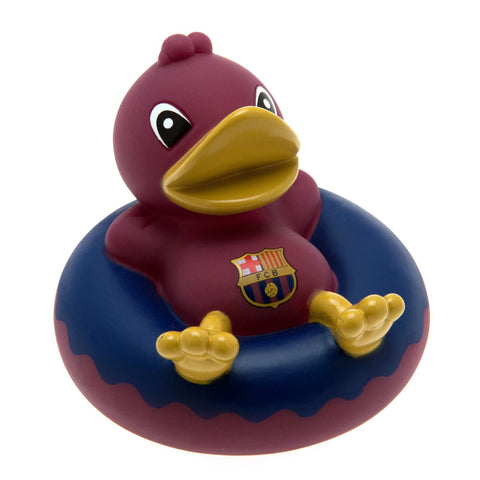 F.C. Barcelona Rubber Dinghy Duck