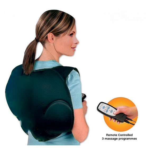Backpack Heated Massager back massager