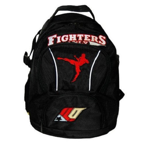 Fighters Only 'Back in Black' Backpack