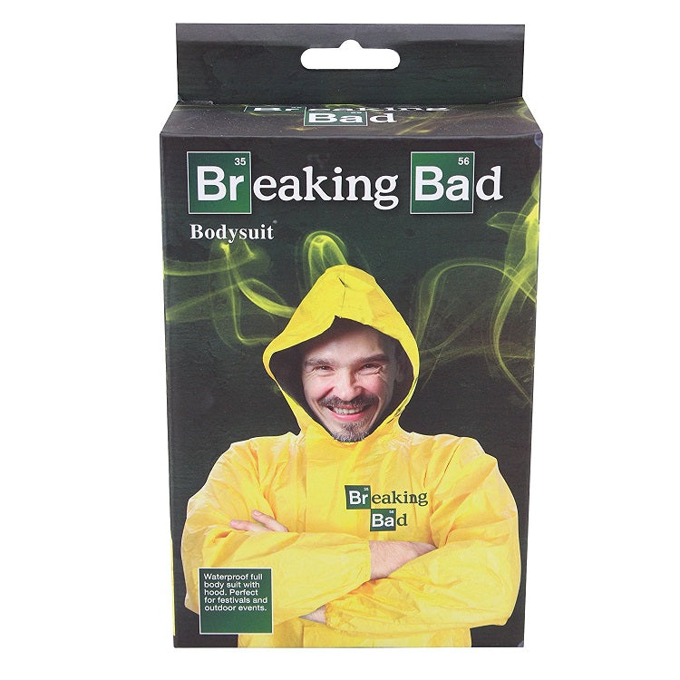 Breaking Bad Waterproof Cooks Bodysuit
