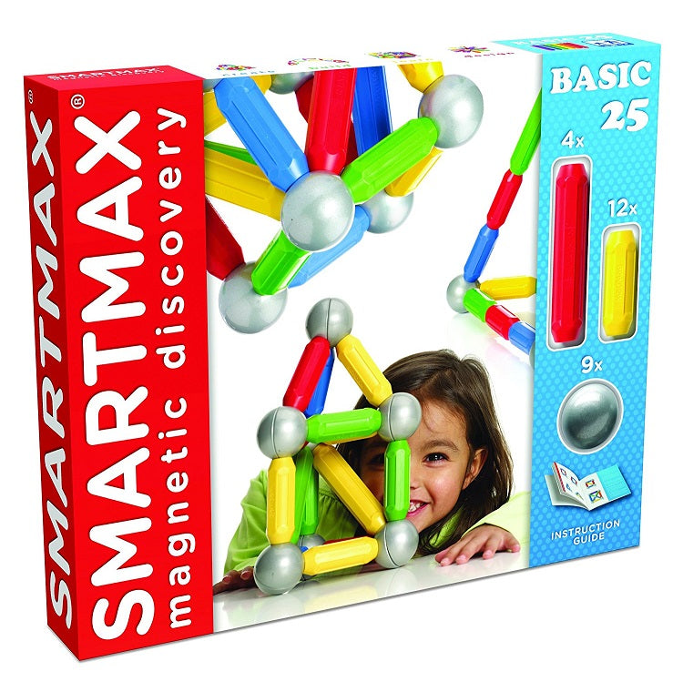 SmartMax Basic 25 kit Magnetic Discovery Set