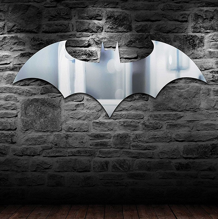 DC Comics Batman Logo Mirror