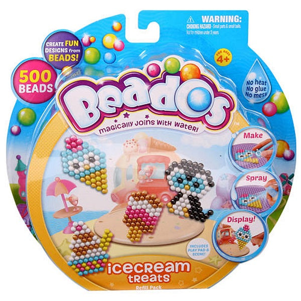 Beados Theme Pack (500 Bead Refill Pack)