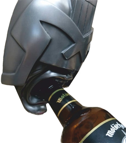 Judge Dredd Wall Mounted beer bottle opener