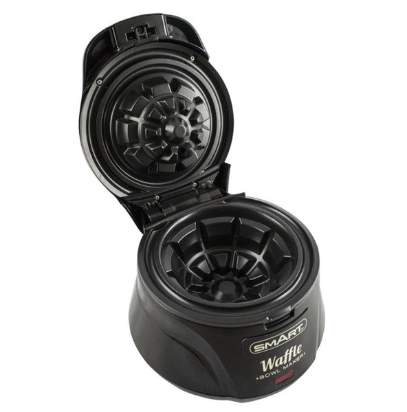 SMART Waffle Bowl Maker - Black