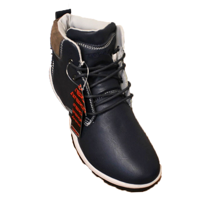 Tepor Men's Ankle Boots - Navy