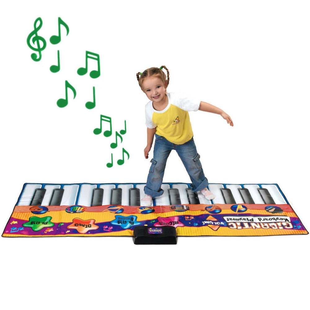 Gigantic Keyboard Playmat is a great gift for kids
