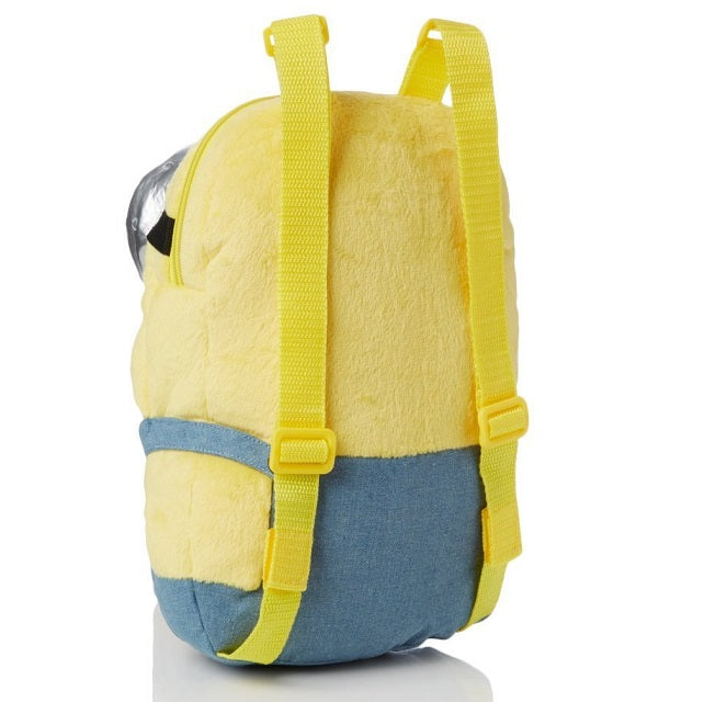 Minion Bob With Bear Plush Backpack