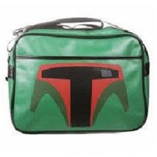 Star Wars Boba Fett Retro Style Messenger Shoulder Bag
