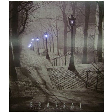 Steepletone Brassai Paris Street Scene LED Picture