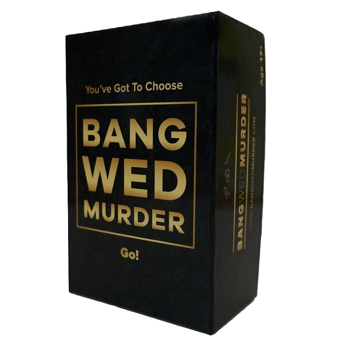 Bang, Wed, Murder - Adult Party Game