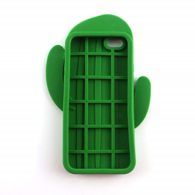 Cactus Silicone Case for iPhone 6/6S Back