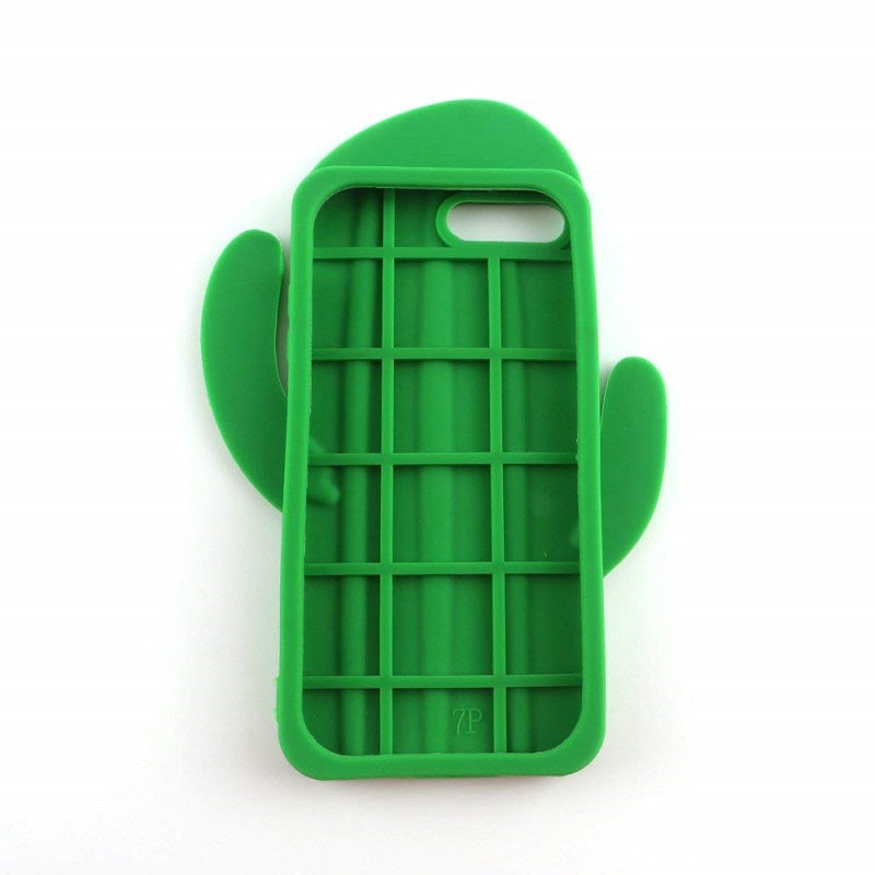 Cactus Silicone Case for iPhone 7 Back