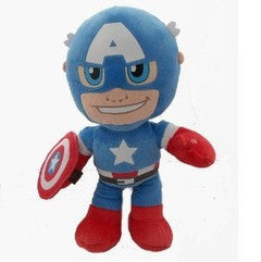 "Marvel Superhero 10"" Plush Soft Toy - Captain America"