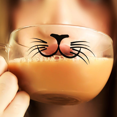 Cat Filter Cup
