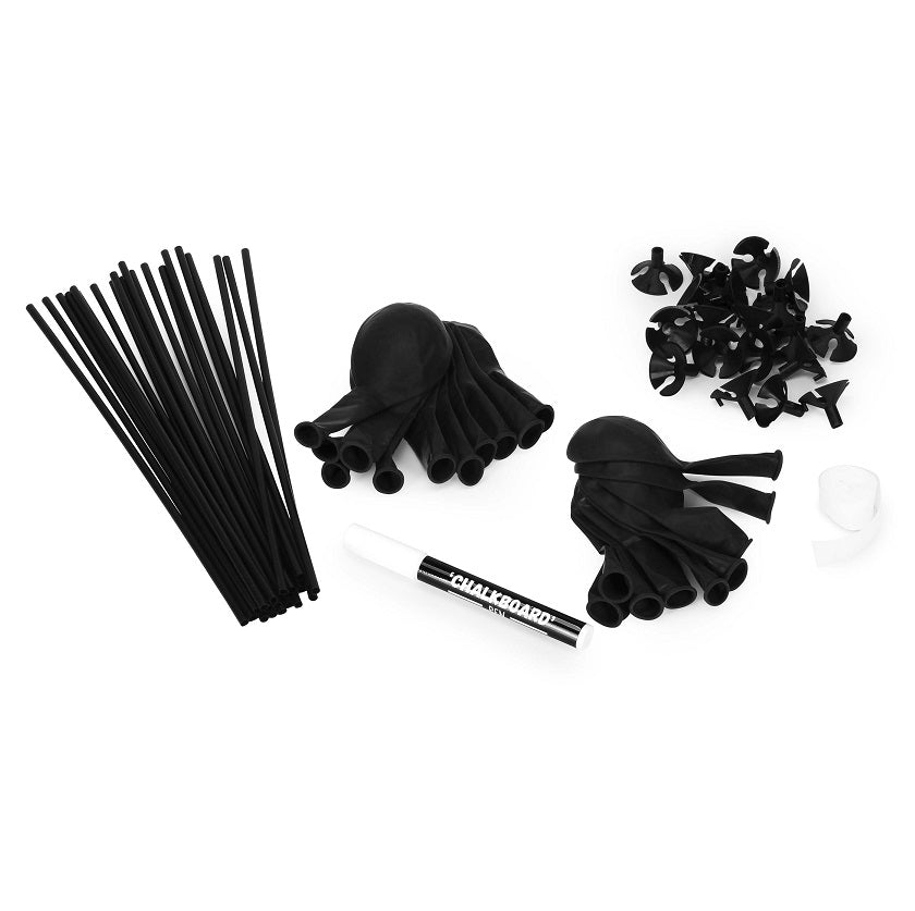 Chalkboard Balloons (20 pack) by NPW Contents