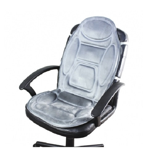 heated seat massager on a chair