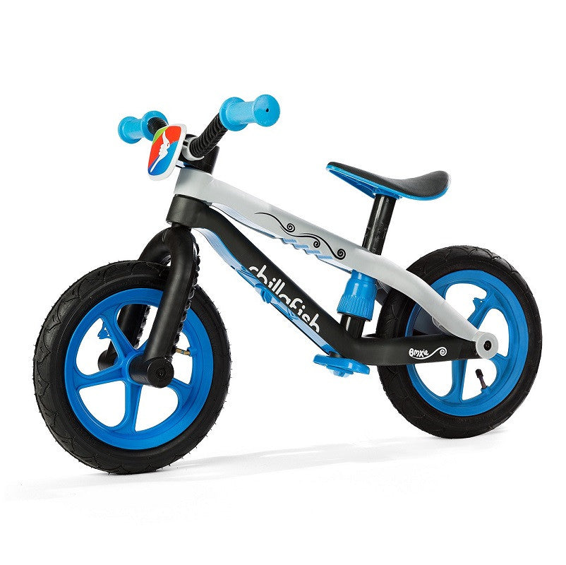 Chillafish Boys Blue BMXie Bicycle