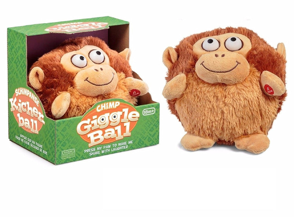 Chimp Giggle Ball