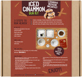 Baked In Iced Cinnamon Bun Baking Kit - Make Your Own