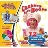 Lazy Town  ~ Cooking by the Book! ~ Spiral-bound Recipe Book